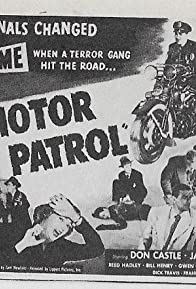 Primary photo for Motor Patrol
