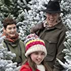 Ann Osmond, Jim O'Hare, and Samarah Conley in Last Vermont Christmas (2018)