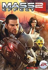 Keythe Farley, Mark Meer, and Yvonne Strahovski in Mass Effect 2 (2010)