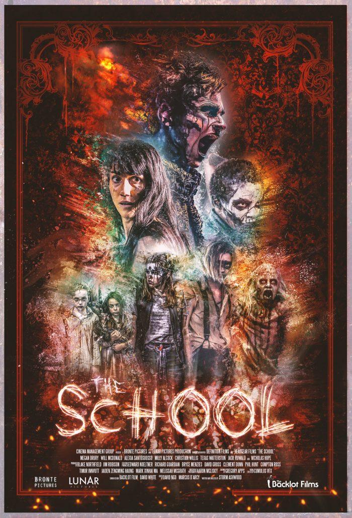 Mokykla (2018) / The School