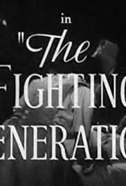The Fighting Generation Poster