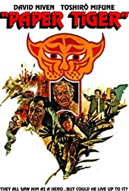 Paper Tiger (1975) Poster - Movie Forum, Cast, Reviews