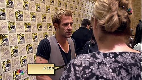 Constantine: Matt Ryan's Day In The Life