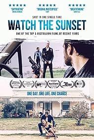 Aaron Walton, Michael Gosden, and Zia Zantis-Vinycomb in Watch the Sunset (2017)