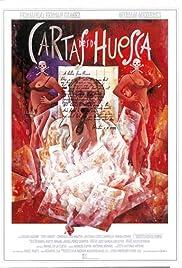 Cartas desde Huesca Poster