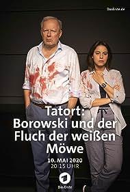 Axel Milberg and Almila Bagriacik in Tatort (1970)