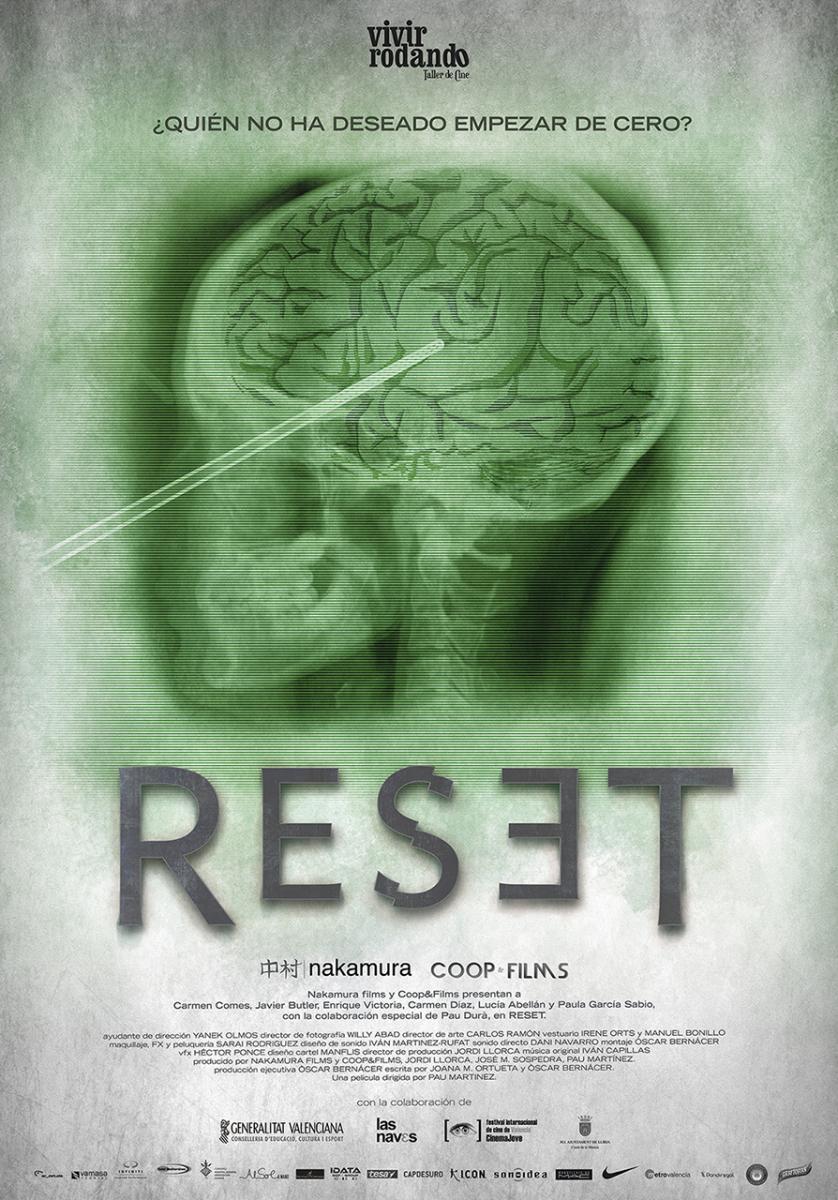 دانلود زیرنویس فارسی فیلم Reset