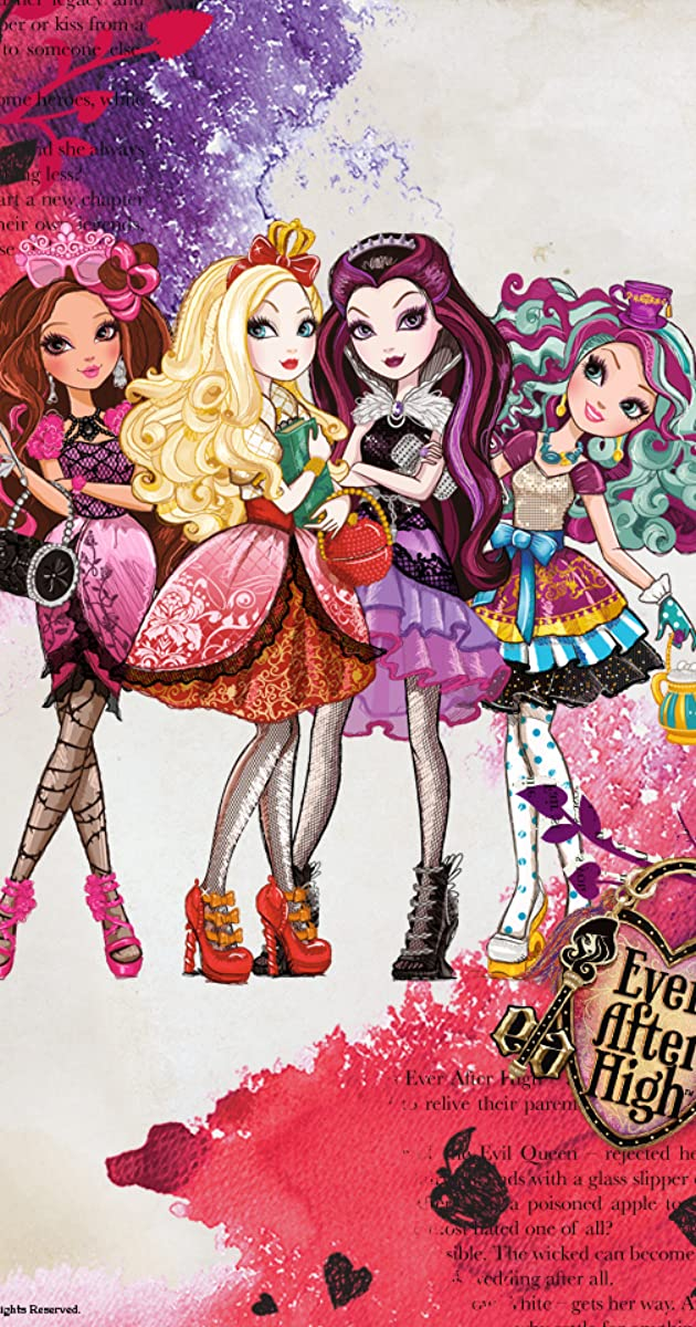 Ever After High (TV Series 2013–2016) - Full Cast & Crew - IMDb