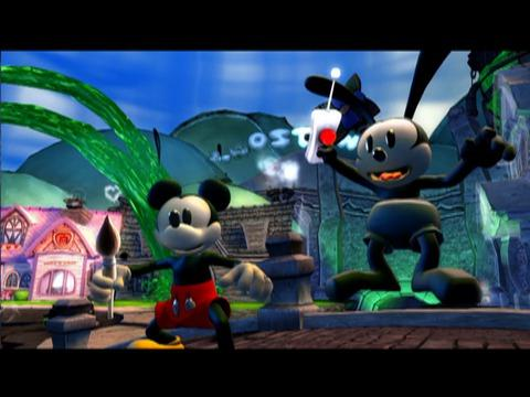 Epic Mickey 2: The Power of Two movie in hindi dubbed download