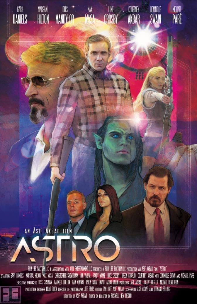 Astro (2018) Hindi Dubbed