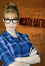 Desk of DEATH BATTLE
