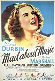 Mad About Music Poster