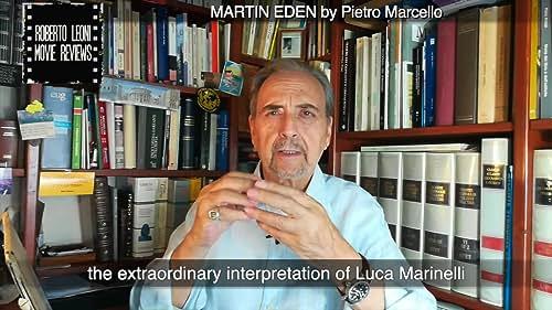 Roberto Leoni Movie Reviews - Martin Eden