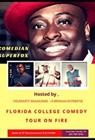 Primary photo for Florida College Comedy Tour on Fire