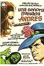 Una señora llamada Andrés (1970) Poster