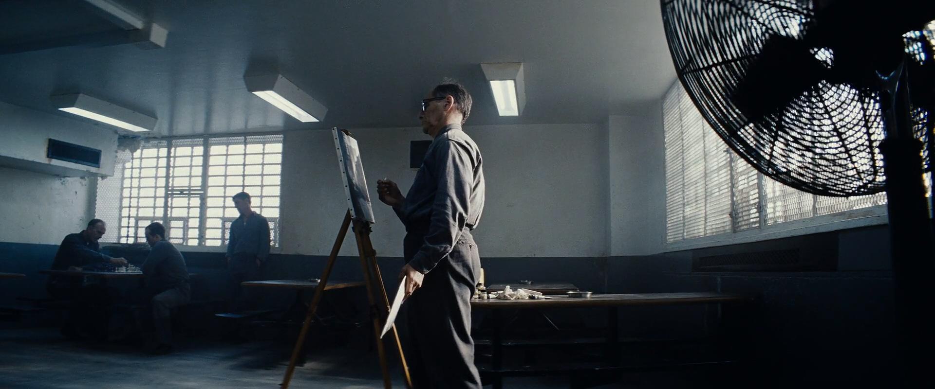 Mark Rylance in Bridge of Spies (2015)