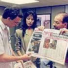 Vana Barba, Giorgos Kimoulis, and Dimitris Poulikakos in Bios + politeia (1987)