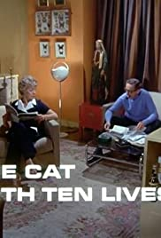 The Cat with Ten Lives Poster