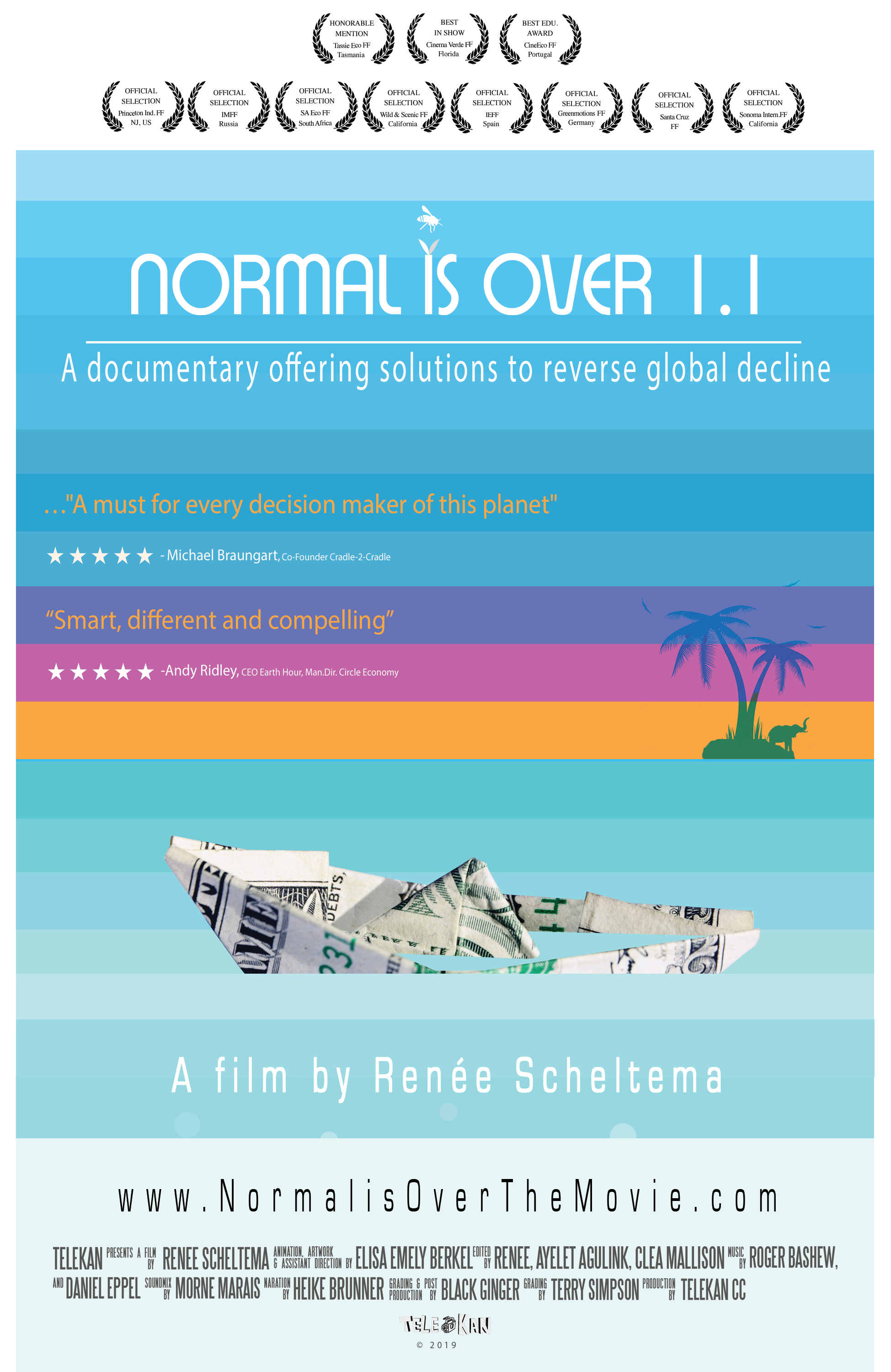 Normal Is Over: The Movie 1.1 (2019) - IMDb