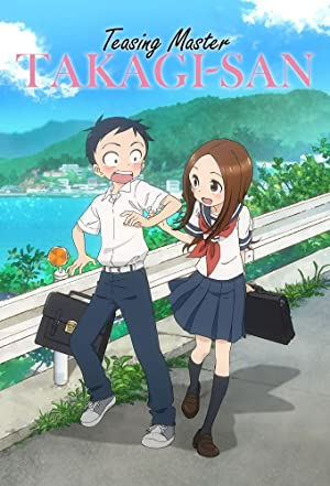Download Karakai Jouzu no Takagi-san 2 (2019) Dual Audio (English-Japanese) || 720p [110MB] || 1080p [180MB] Anime, English, Janpanese