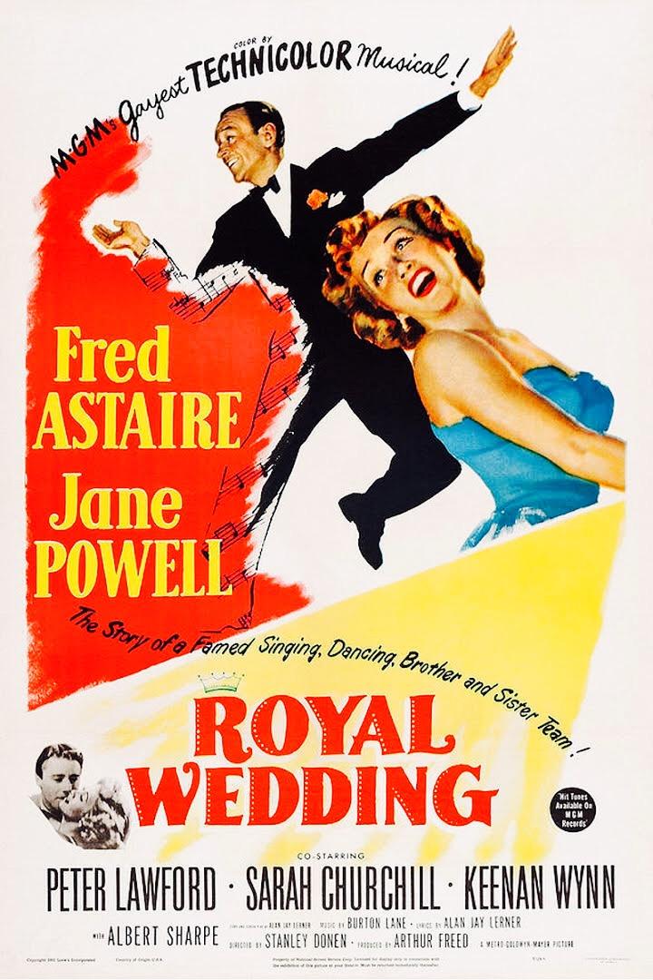 23223b4f5b2 Royal Wedding (1951) - IMDb