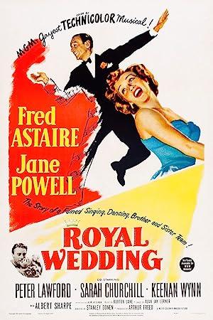 Where to stream Royal Wedding