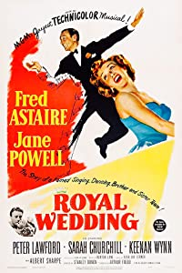 Watch free no downloading movies Royal Wedding [pixels]