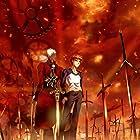 Jun'ichi Suwabe and Noriaki Sugiyama in Gekijouban Fate/Stay Night: Unlimited Blade Works (2010)