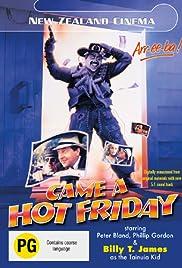 Came a Hot Friday(1985) Poster - Movie Forum, Cast, Reviews