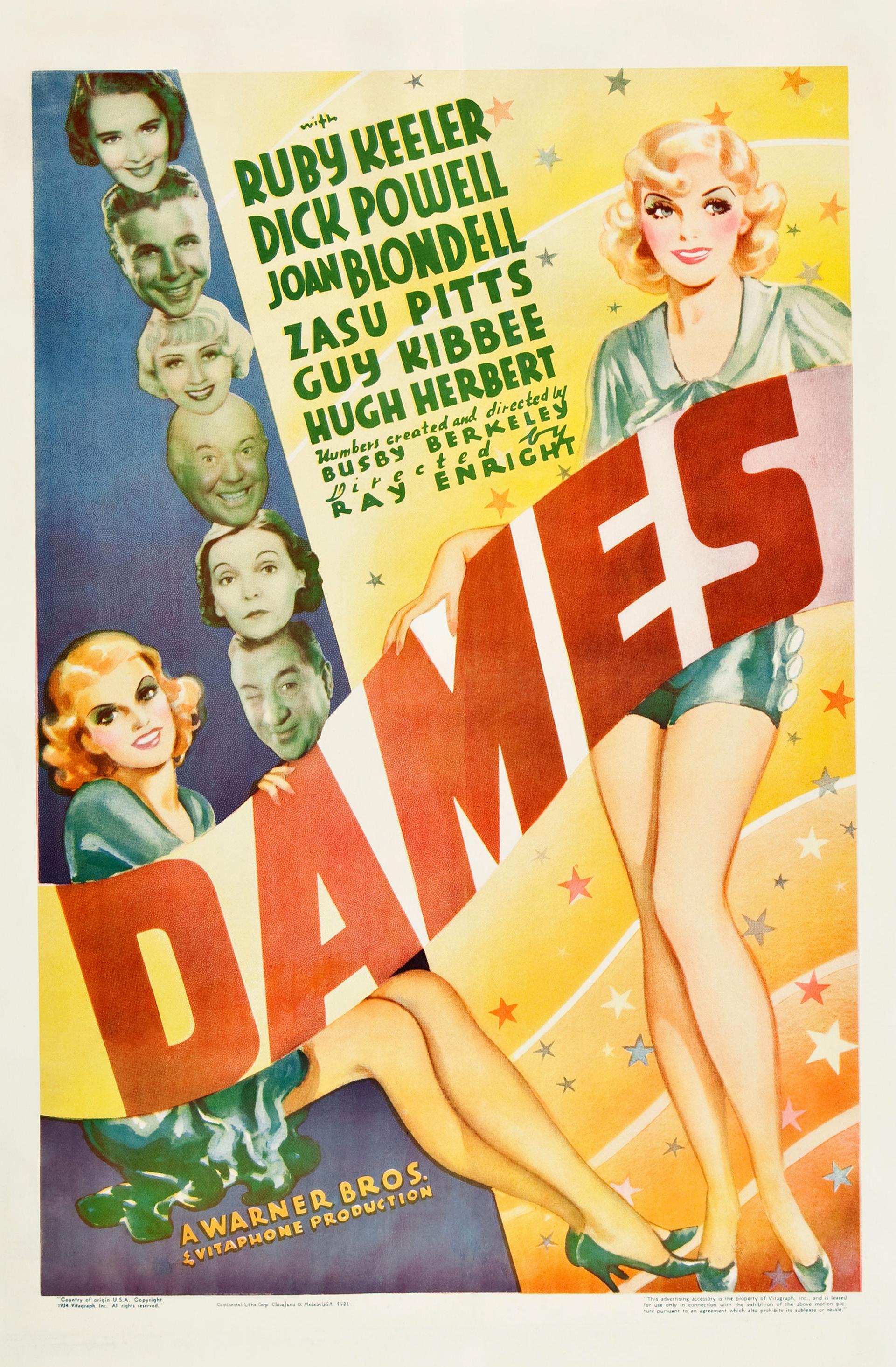 Dames (1934) - IMDb