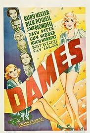 Dames(1934) Poster - Movie Forum, Cast, Reviews