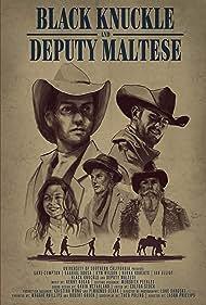 Kym Wilson, Keith Biondi, Bernadette Perez, Lane Compton, and Gabriel Sousa in Black Knuckle and Deputy Maltese (2018)