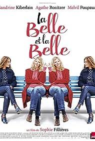 Agathe Bonitzer and Sandrine Kiberlain in La belle et la belle (2018)