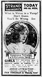 A Virtuous Vamp USA
