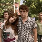 Angela Asher, Alain Goulem, Michael Seater, and Stacey Farber in 18 to Life (2010)