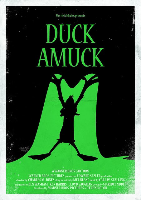 Duck Amuck (1953) DVDRip