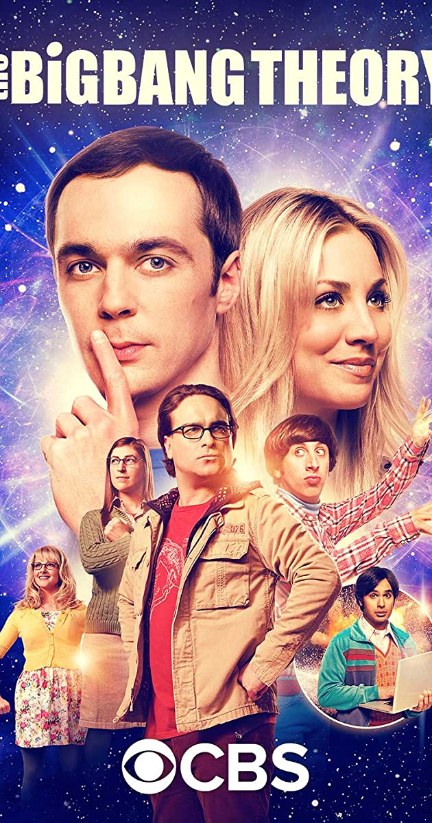 The Big Bang Theory Tv Series 2007 Imdb