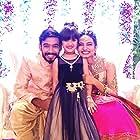 Bhavya Sirohi, Jay Khetani, and Garima Bhardwaj in Gujarati Wedding in Goa (2018)