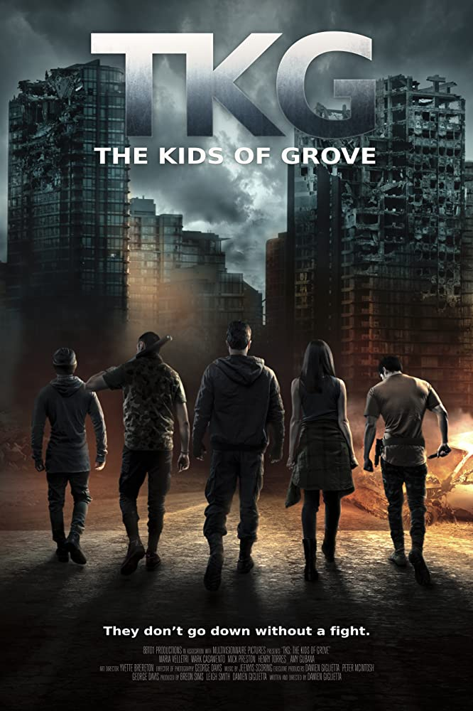 The Kids of Grove 2020 English 720p HDRip 800MB Download