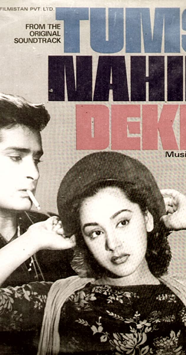 movie the Tumsa Nahin Dekha in hindi