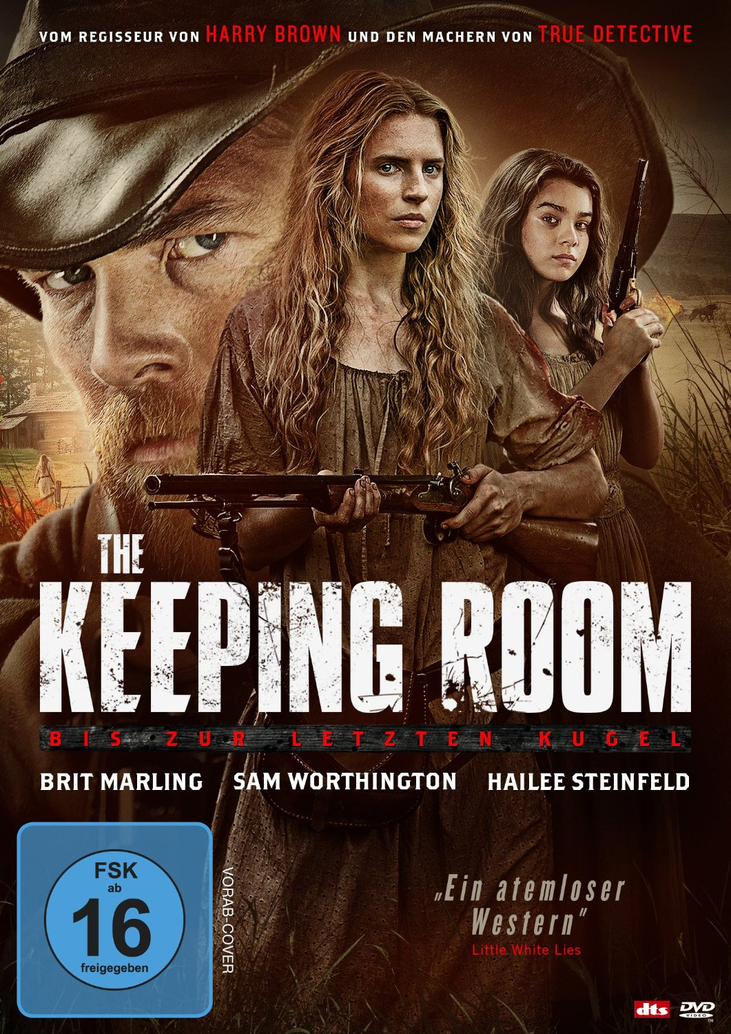 The Keeping Room (2014) - Photo Gallery - IMDb