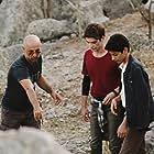 Volkan Kocatürk, Ibrahim Yildiz, and Burak Can in Kesif (2018)
