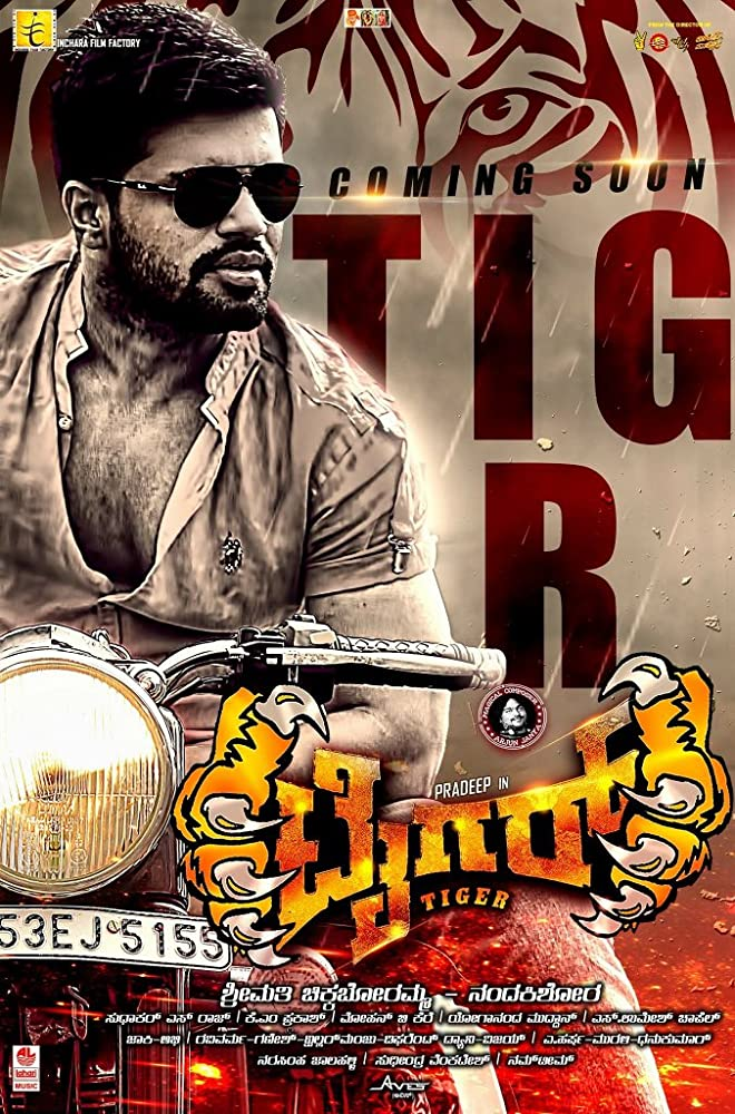 Tiger (2017) Hindi Dubbed 720p HDRip x264 900MB ESubs