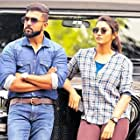 Arun Vijay and Priya Bhavani Shankar in Mafia (2020)