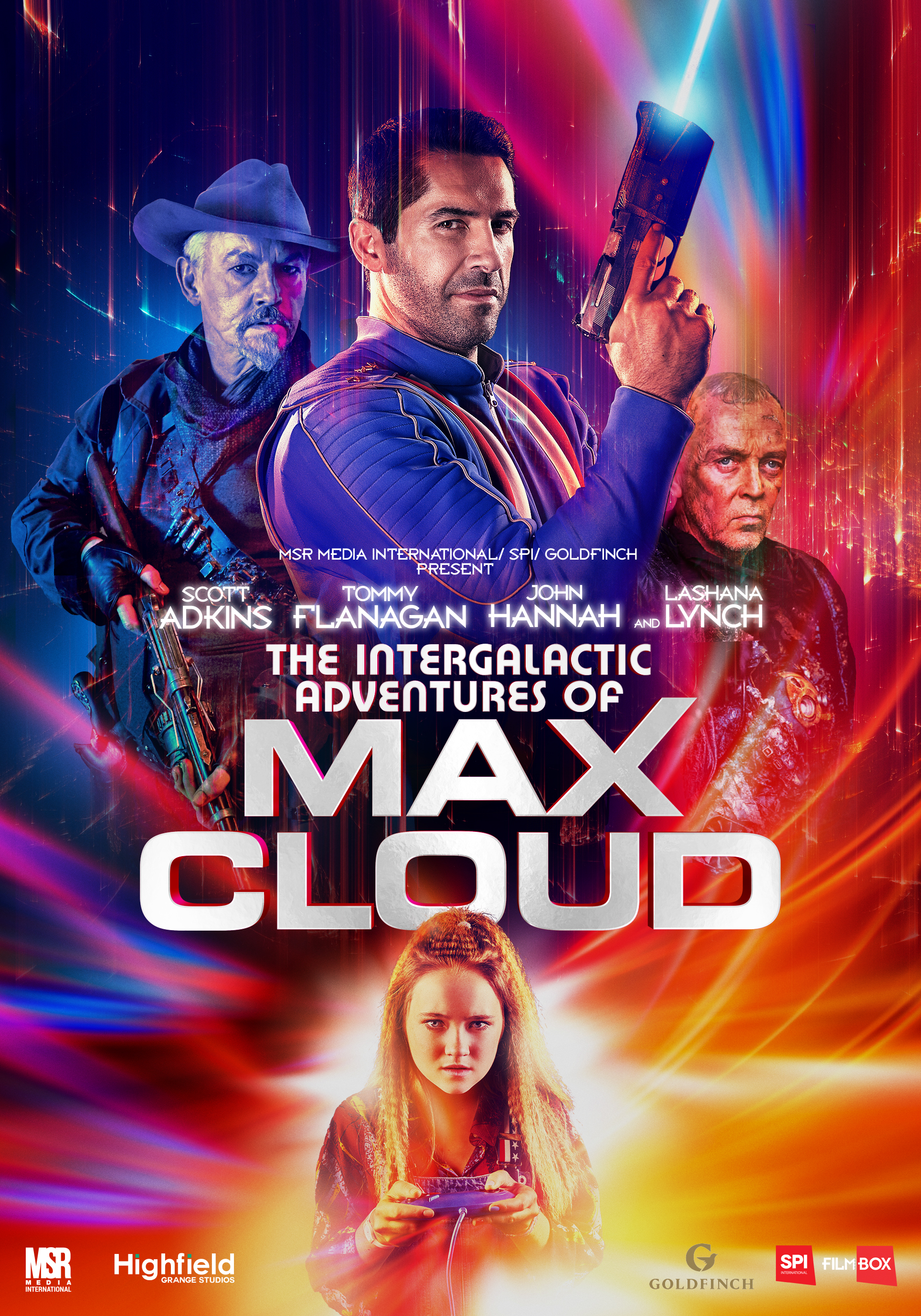 The Intergalactic Adventures of Max Cloud - IMDb