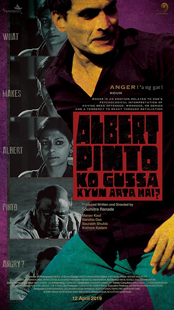 Albert Pinto Ko Gussa Kyun Aata Hai 2019 Hindi Movie 257MB WEB-DL Download