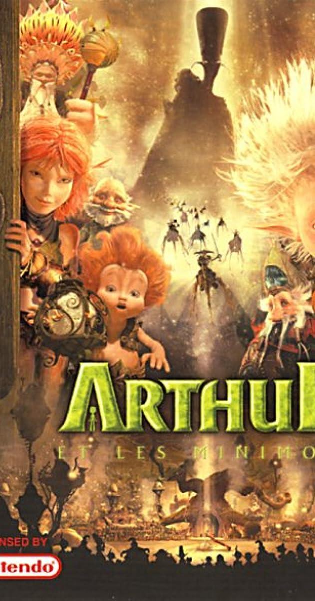 Arthur Et Les Minimoys Video Game 2006 Imdb