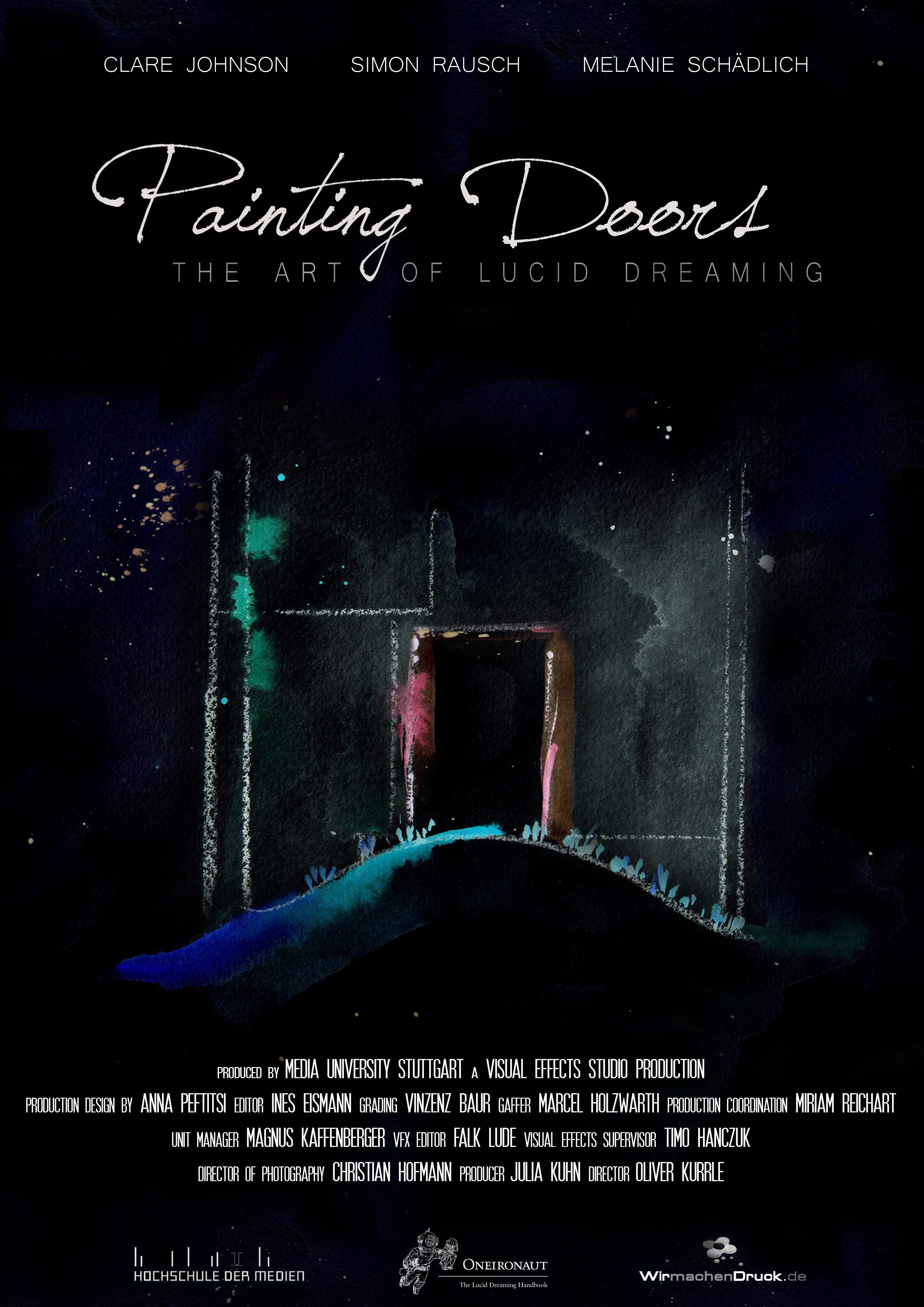 Painting Doors: The Art of Lucid Dreaming (2016) - IMDb