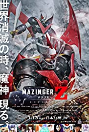 Mazinger Z Streaming