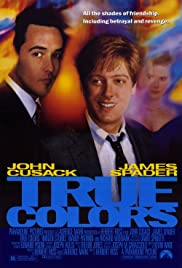 True Colors (1991) Poster - Movie Forum, Cast, Reviews